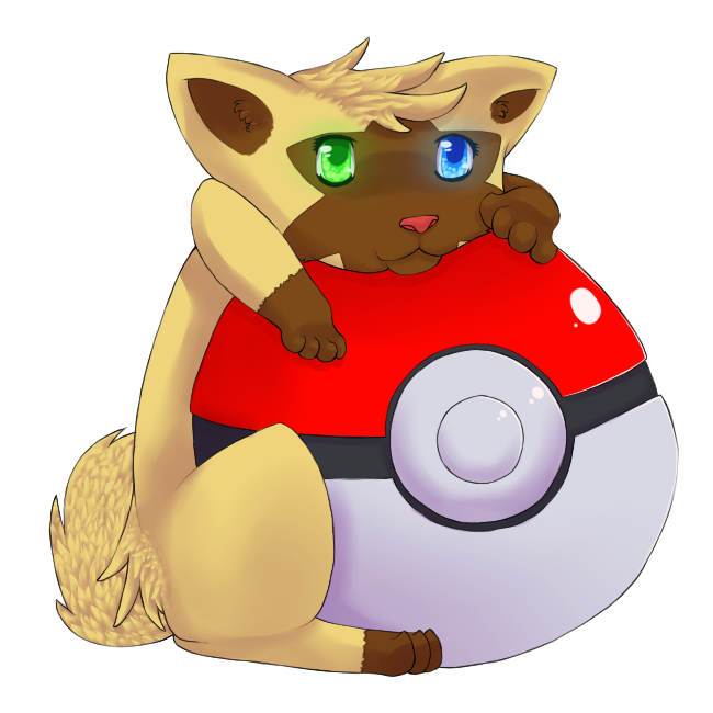 Pokeball clipart electric. Akira on a by