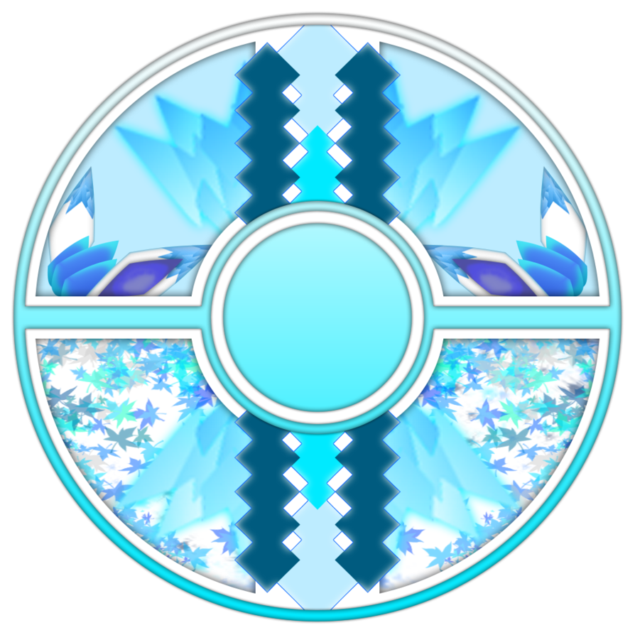 Edit glaceon by dswaj. Pokeball clipart electric