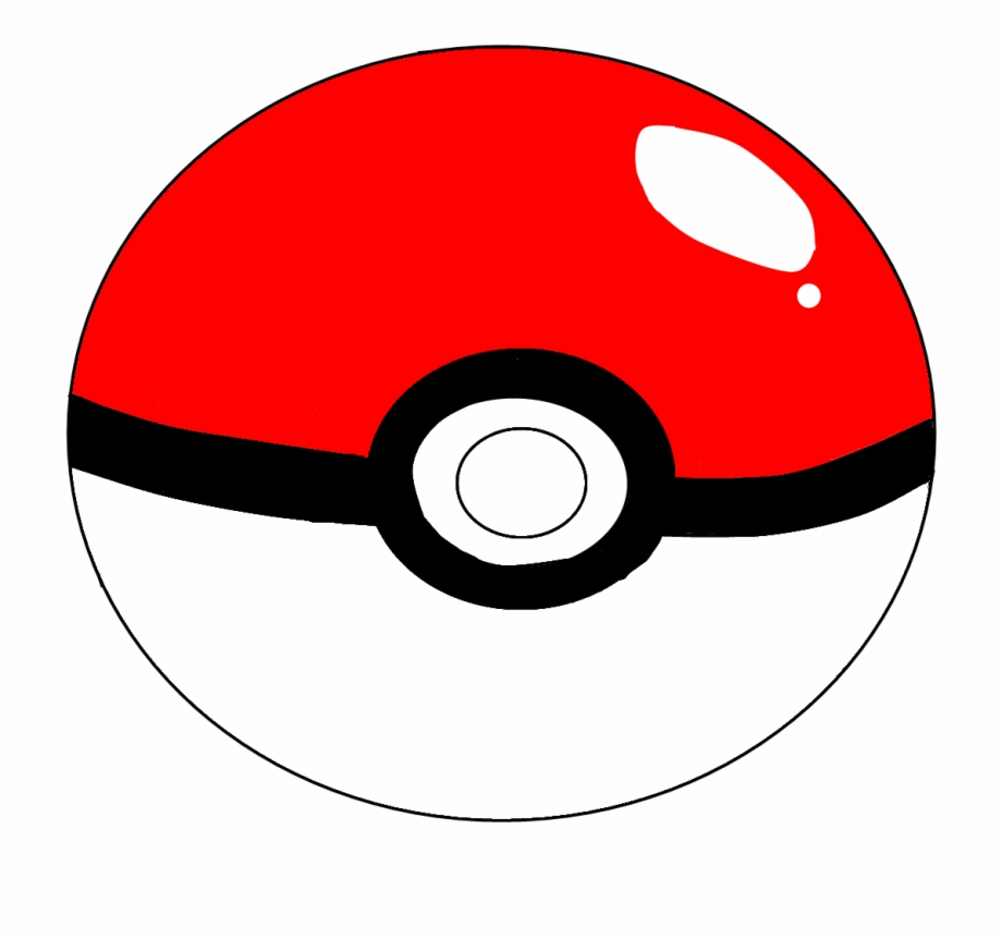 Illustration transparent png . Pokeball clipart file