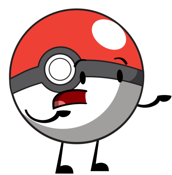 Image new pose png. Pokeball clipart file