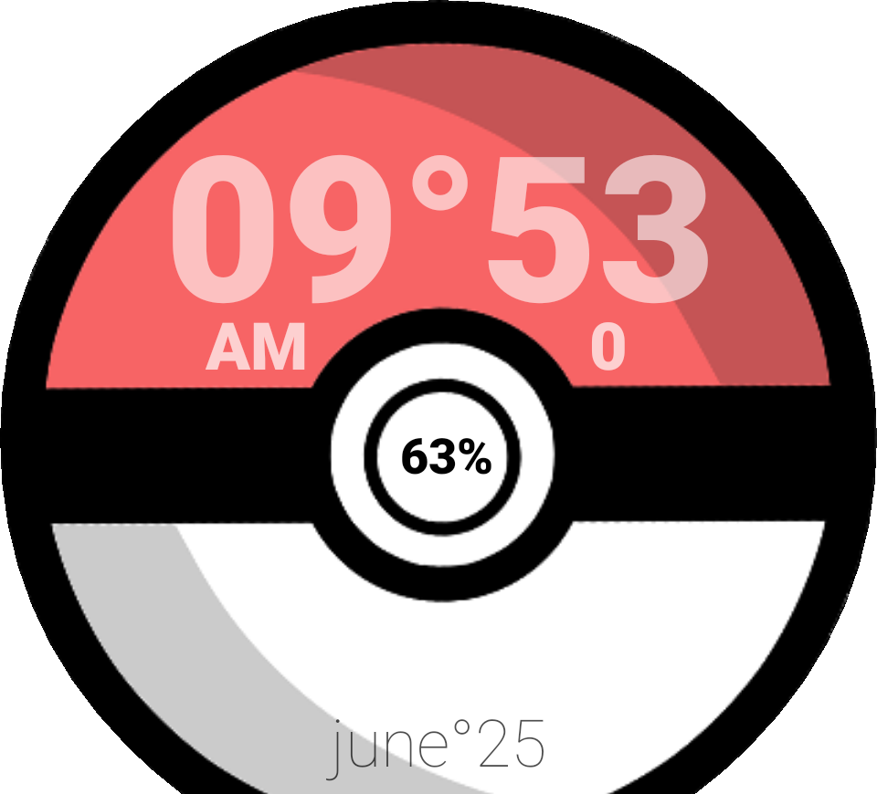 for moto facerepo. Pokeball clipart flat
