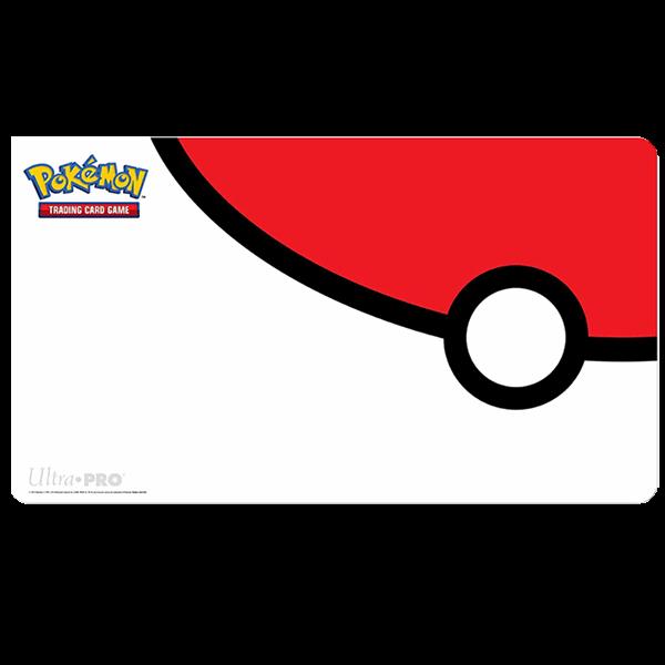 Pokeball clipart flat. Pokemon ultra pro playmat