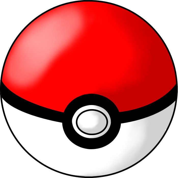 Pokeball clipart gambar. Pokemon ball png images