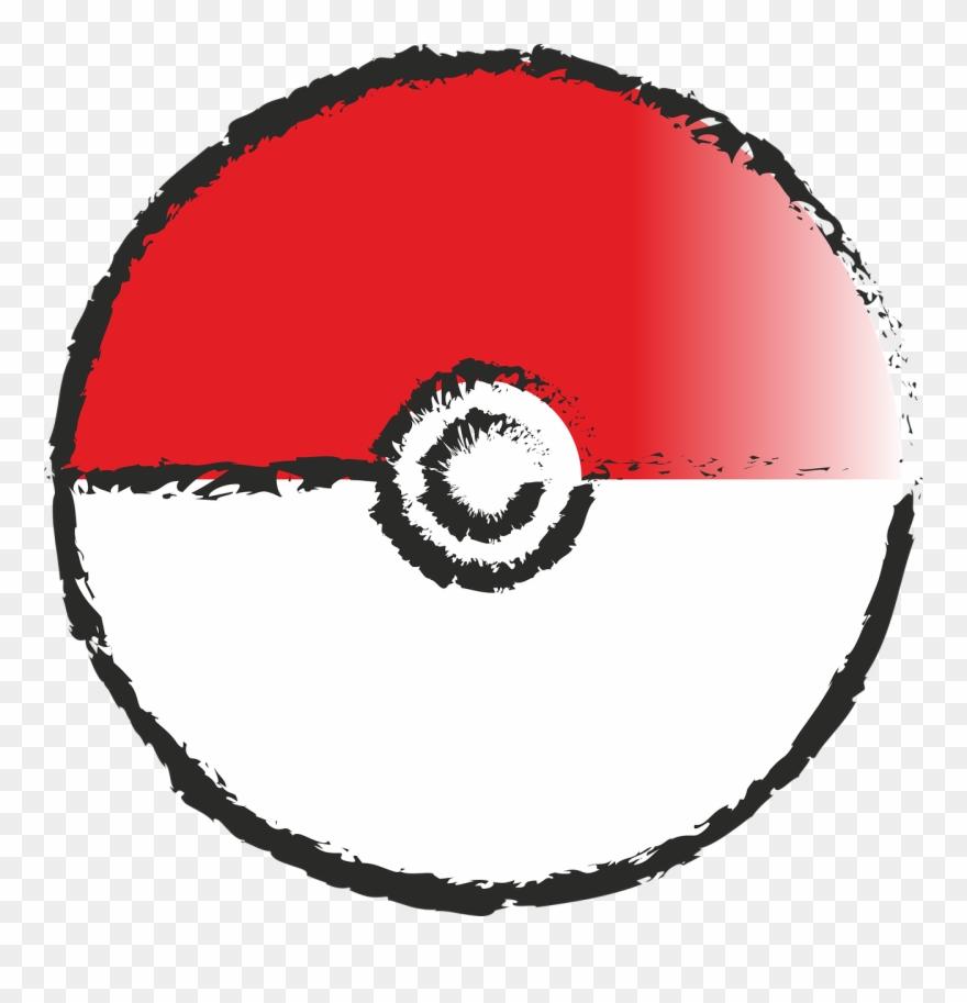 Pokemon go pok mon. Pokeball clipart gambar