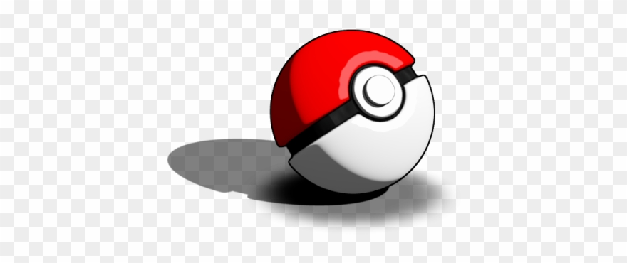 Pokeball clipart high resolution. D transparent