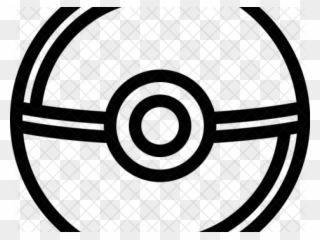 Free png clip download. Pokeball clipart line art