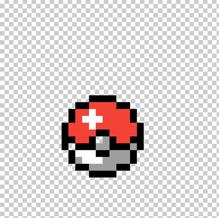Pokeball clipart minecraft. Pixel art pok ball