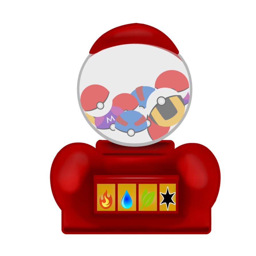 Pokeball clipart open. Machine status by draconianqueen
