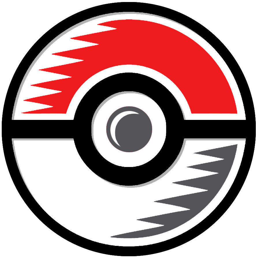 Official pok mon center. Pokeball clipart original