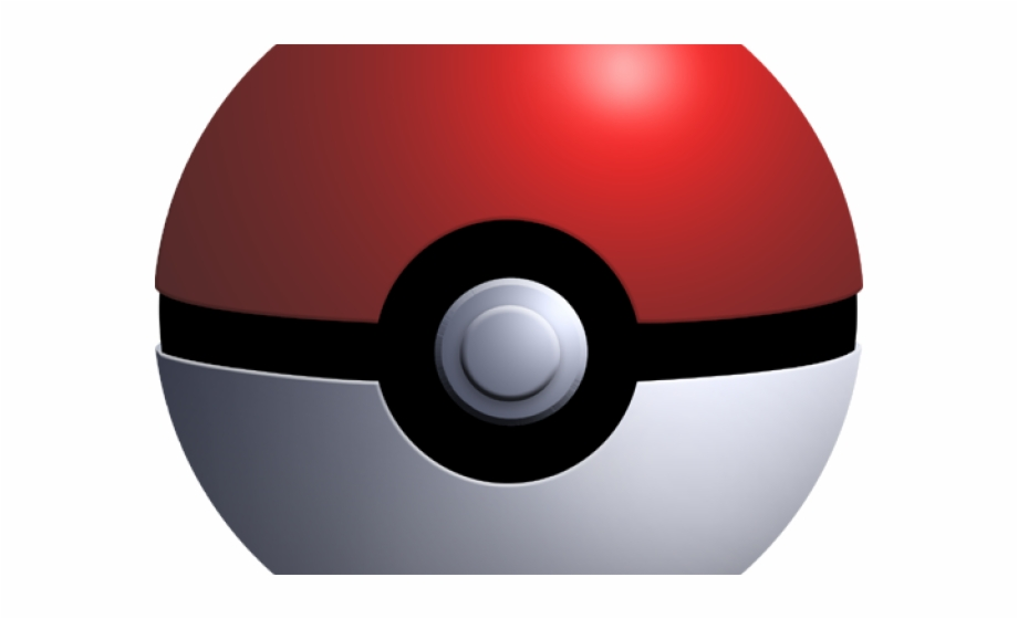 Pokeball clipart original. Pokemon logo ball