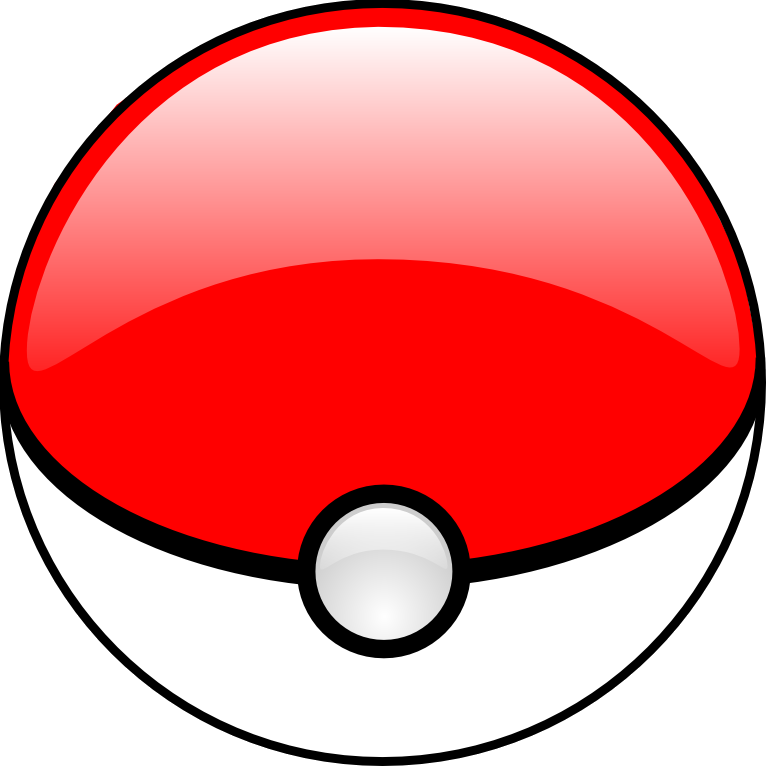 Pokeball clipart pdf frames. Open png files