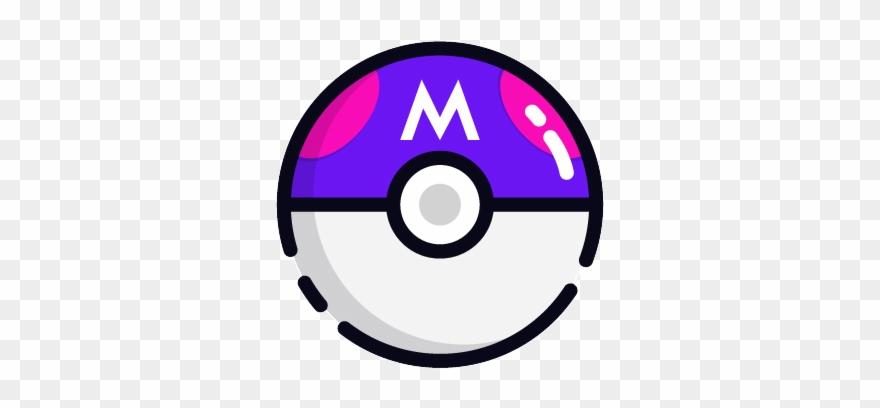 Pokeball clipart pixelmon. Master ball pokemon balls