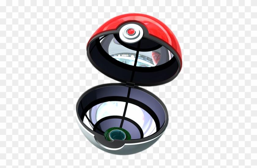 Pokeball clipart pokemon free. Open ball png