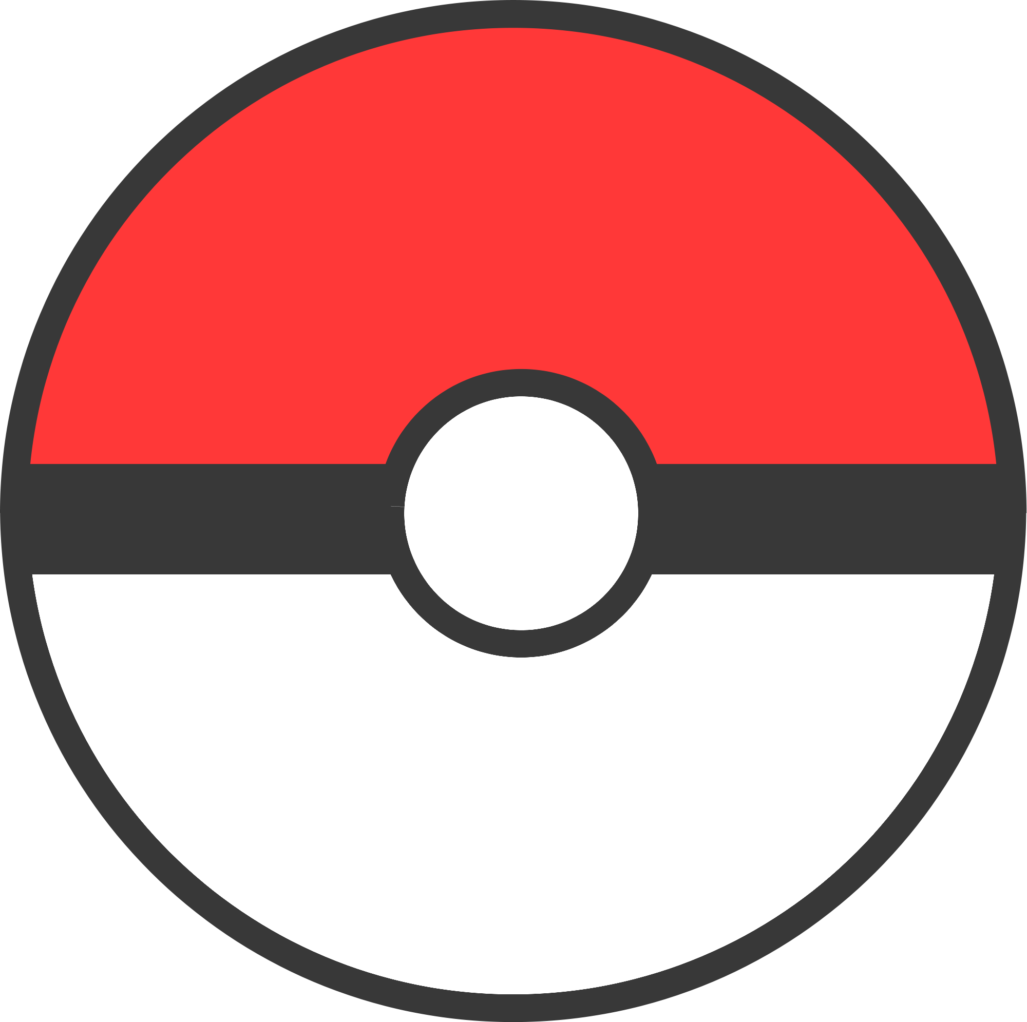 Ball png images download. Pokeball clipart pokemon free