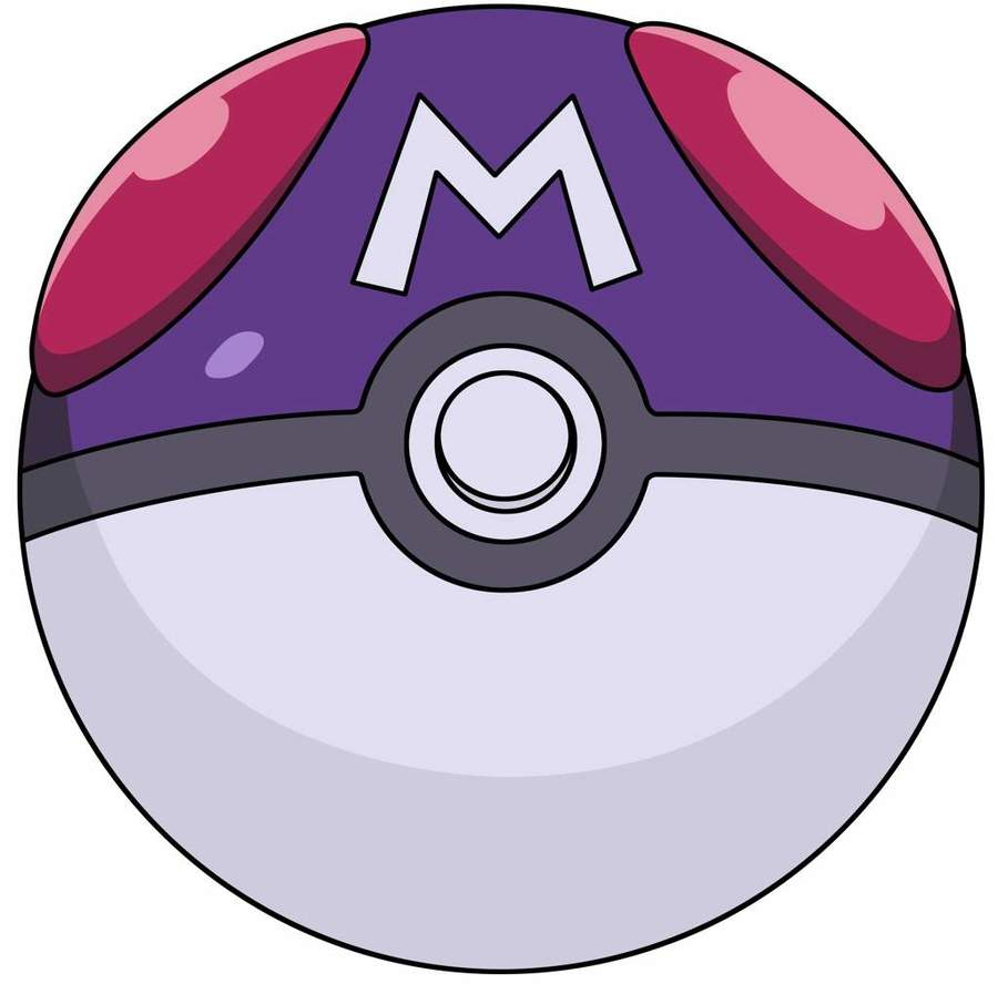 Download master ball ash. Pokeball clipart pokemon xy