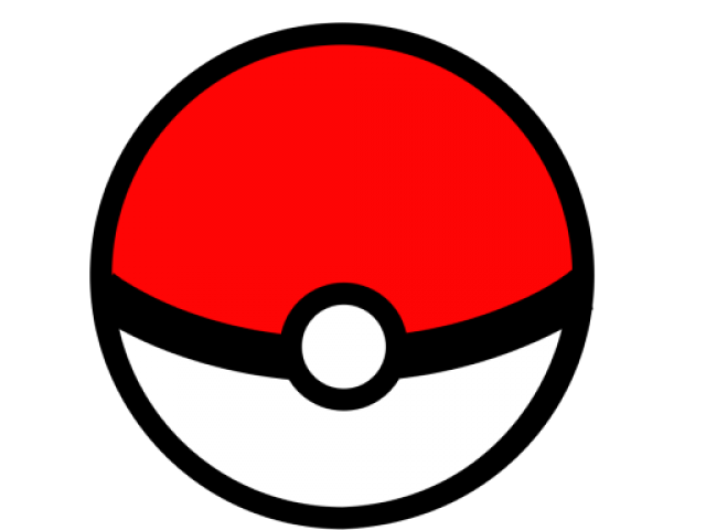 Pokeball clipart silhouette. Pokemon ball clip art