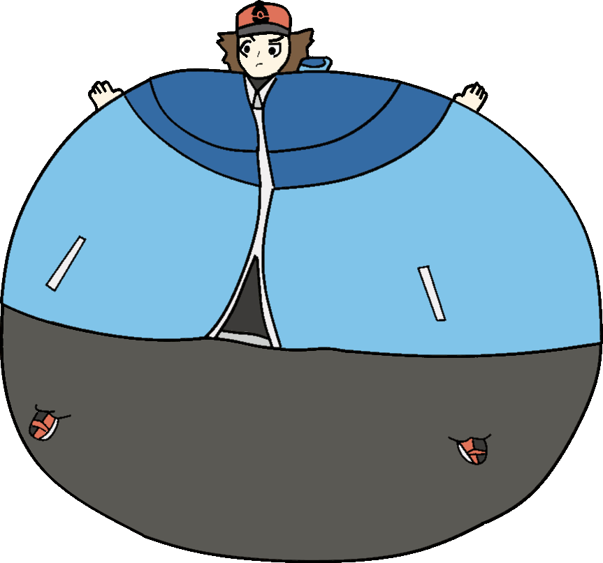 Pokeball clipart simple. Hilbert colored by simplepixelartartist
