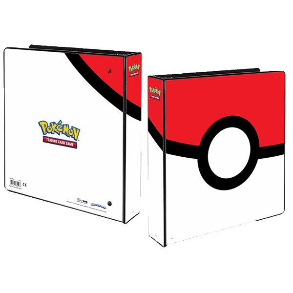Pokemon ultra pro album. Pokeball clipart small