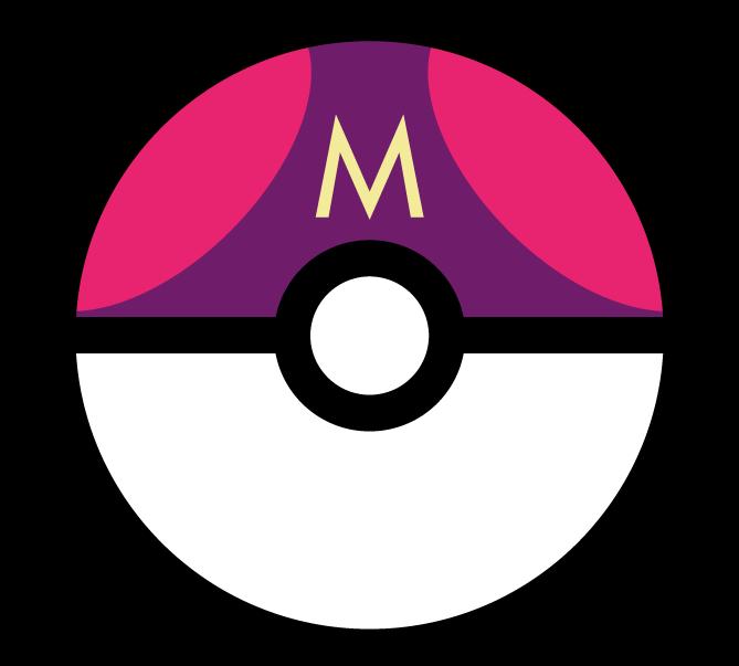 Pokeball clipart vector. Pokemon go the game