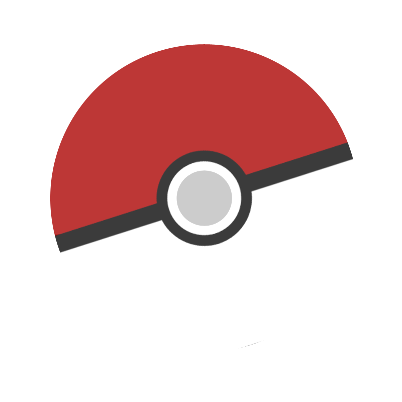 Pokeball clipart vector. By jacko d on
