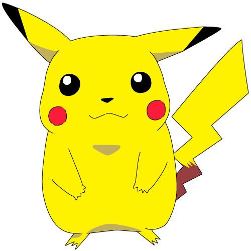 Cartoons clip art picgifs. Pokemon clipart