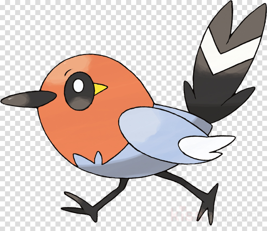 Pokemon clipart bird. Flying background wing fish
