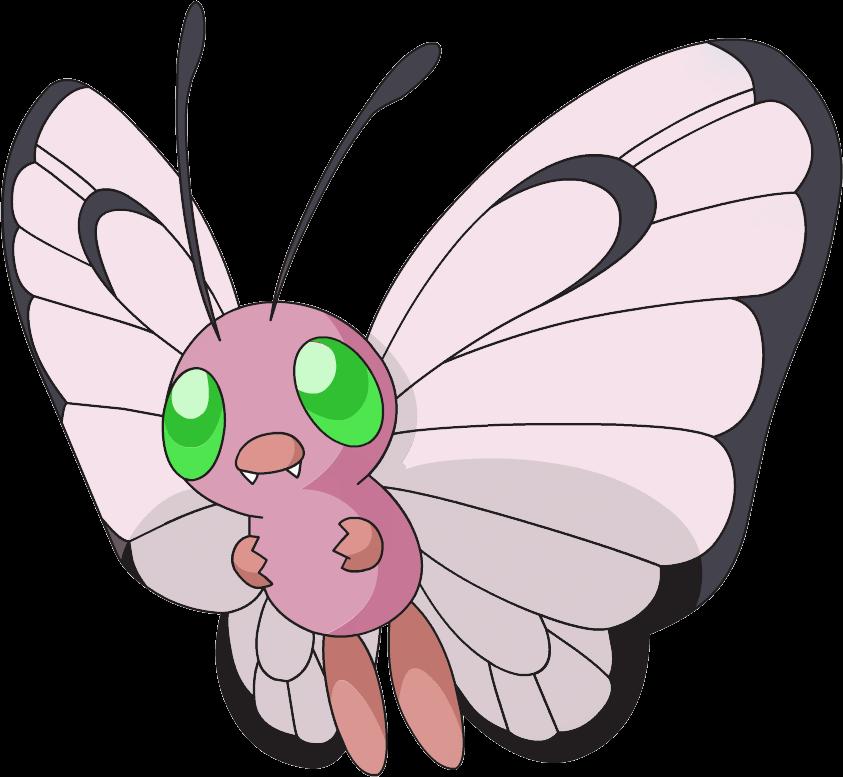 Leonhartimvu wiki fandom powered. Pokemon clipart butterfree