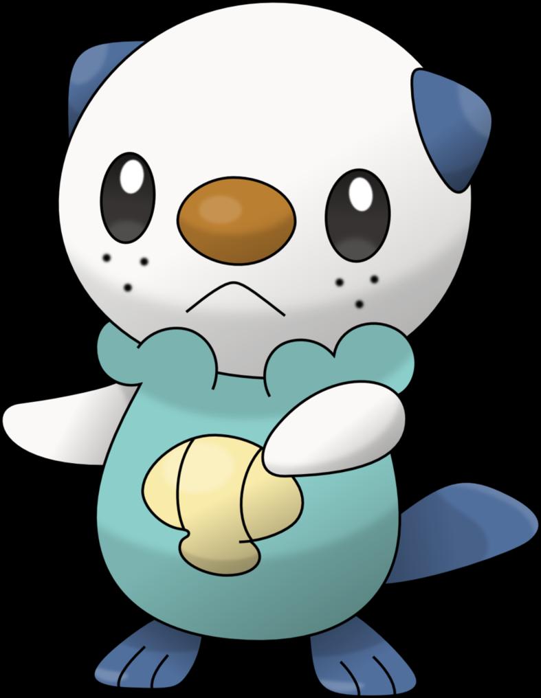 Oshawott png xd by. Pokemon clipart clip art
