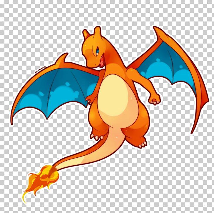 Pok mon go charizard. Pokemon clipart dragon
