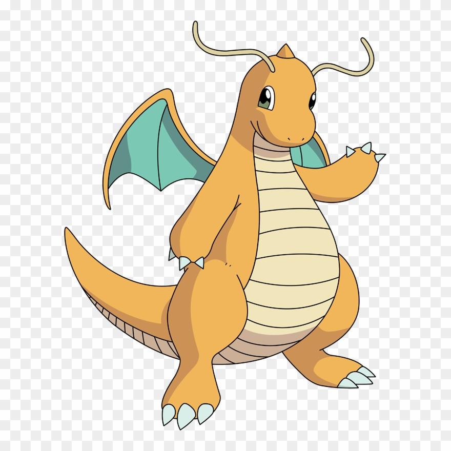Pokemon clipart dragon.  exp night do
