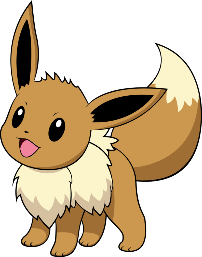 Pokemon clipart eeveelutions. Eevee vector by alpha