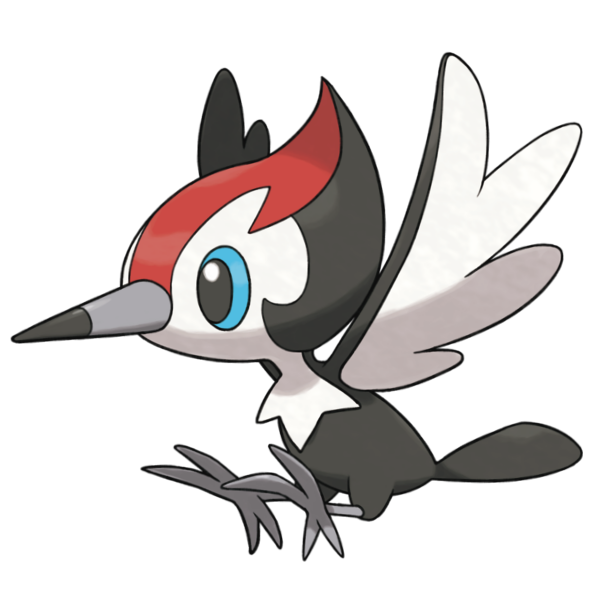 Pokemon flying