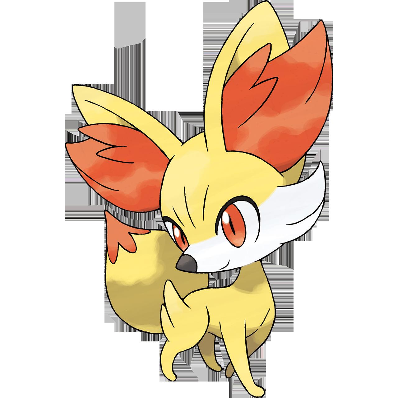 Pokemon clipart fox.  free png image