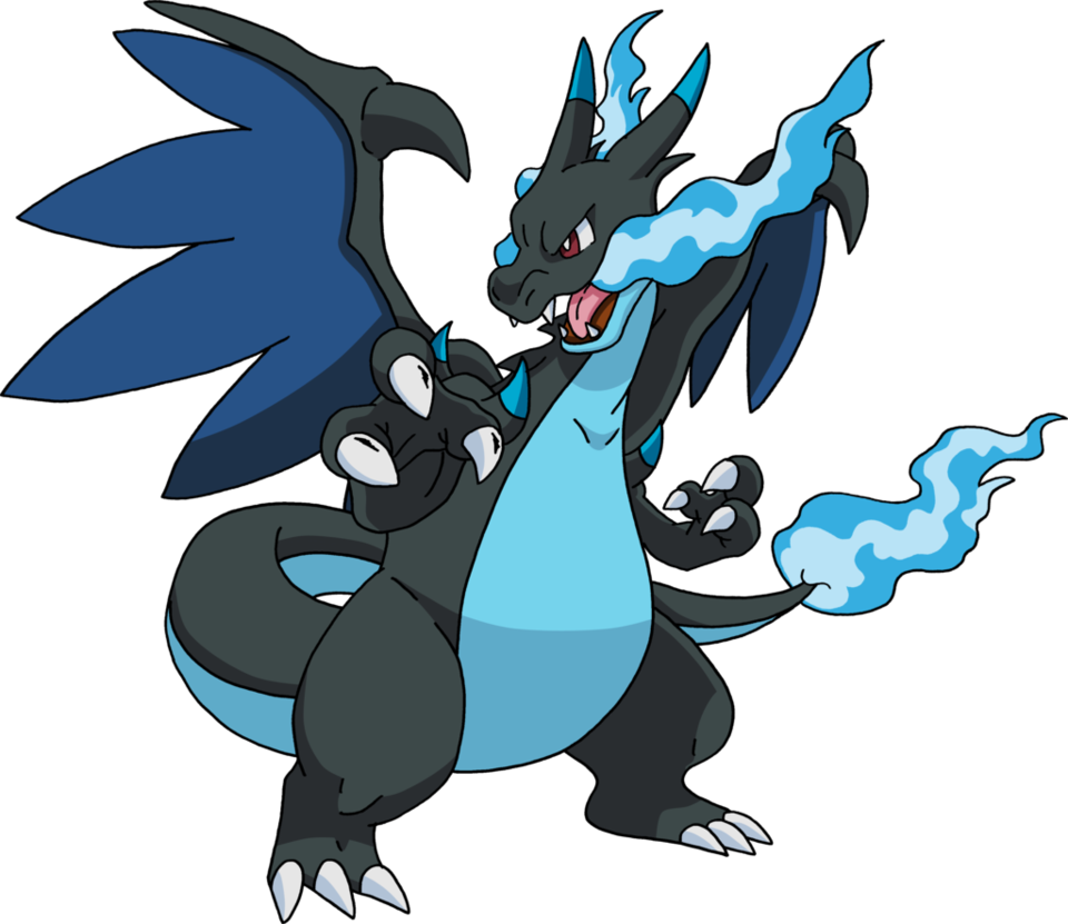 Maybe you guessed it. Pokemon clipart mega