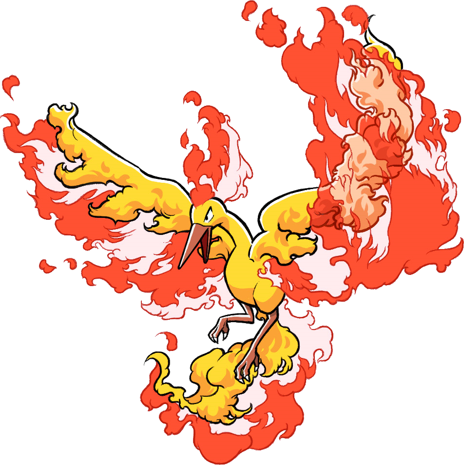 Pokemon clipart moltres. Tower defense legacy wikia
