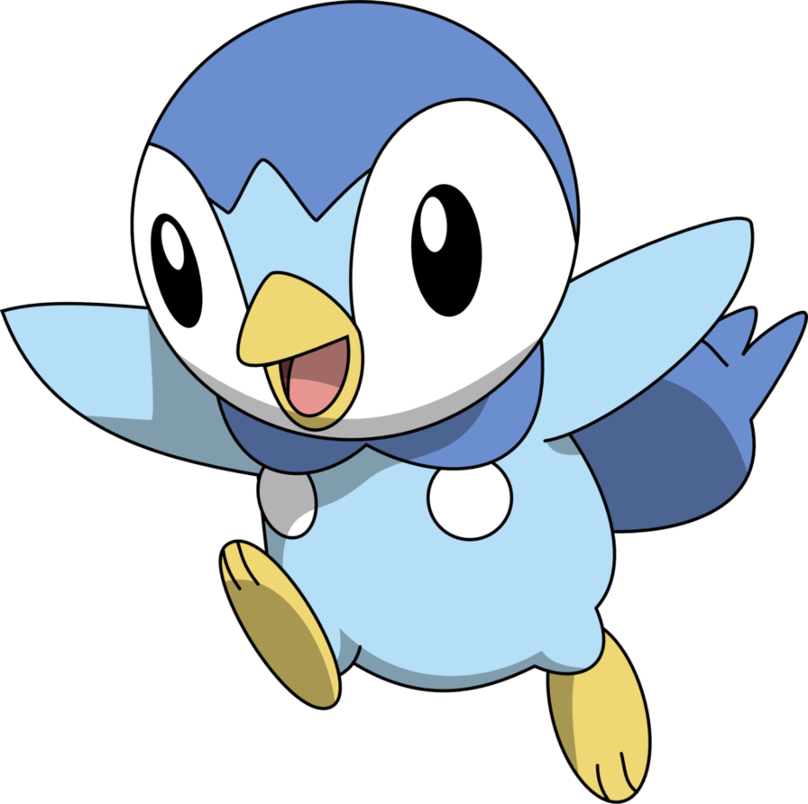 by pklucario on. Pokemon clipart piplup