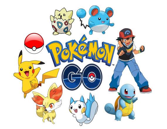 Pokemon clipart template. Go image cutout
