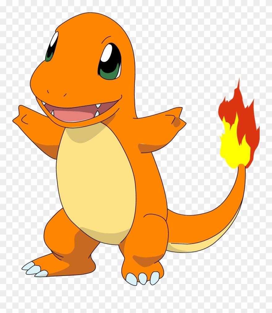 Pokemon clipart thug. Charmander png pinclipart