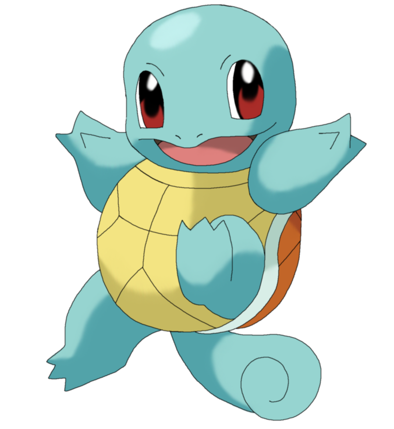 Pokemon clipart turtle. Png icon web icons