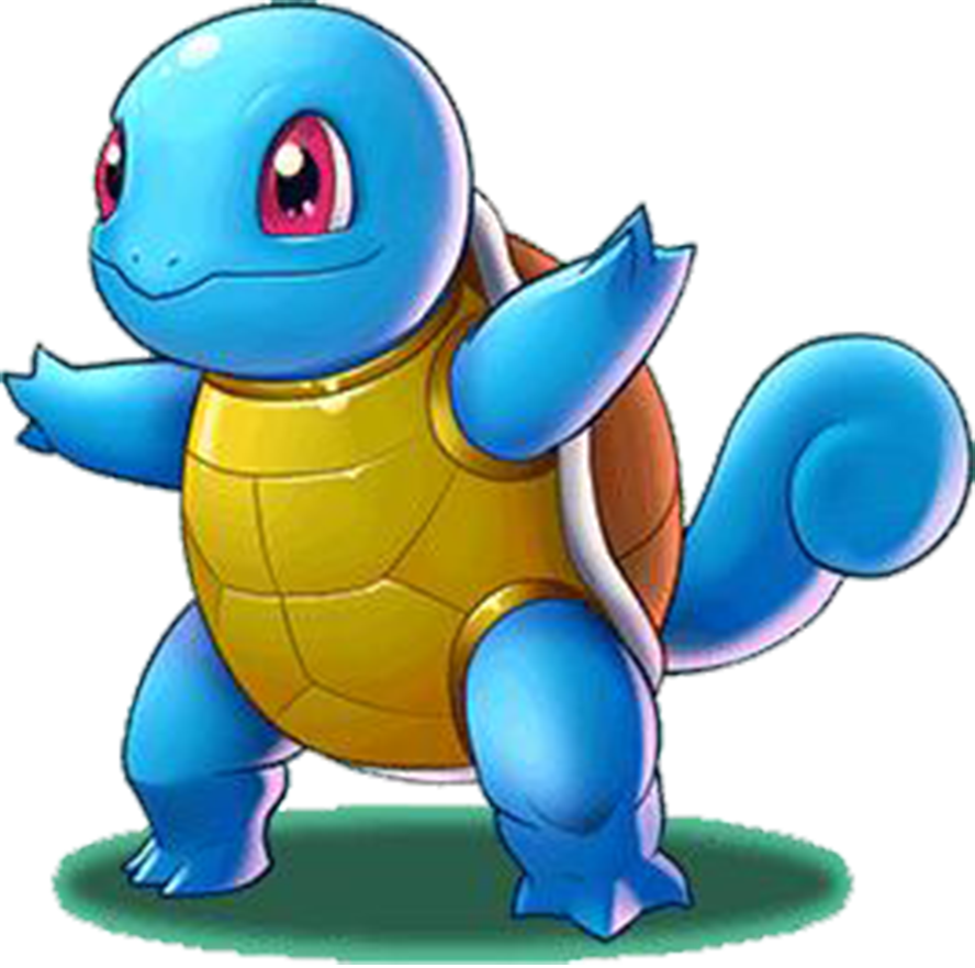 Pokemon clipart turtle. Pok mon firered and