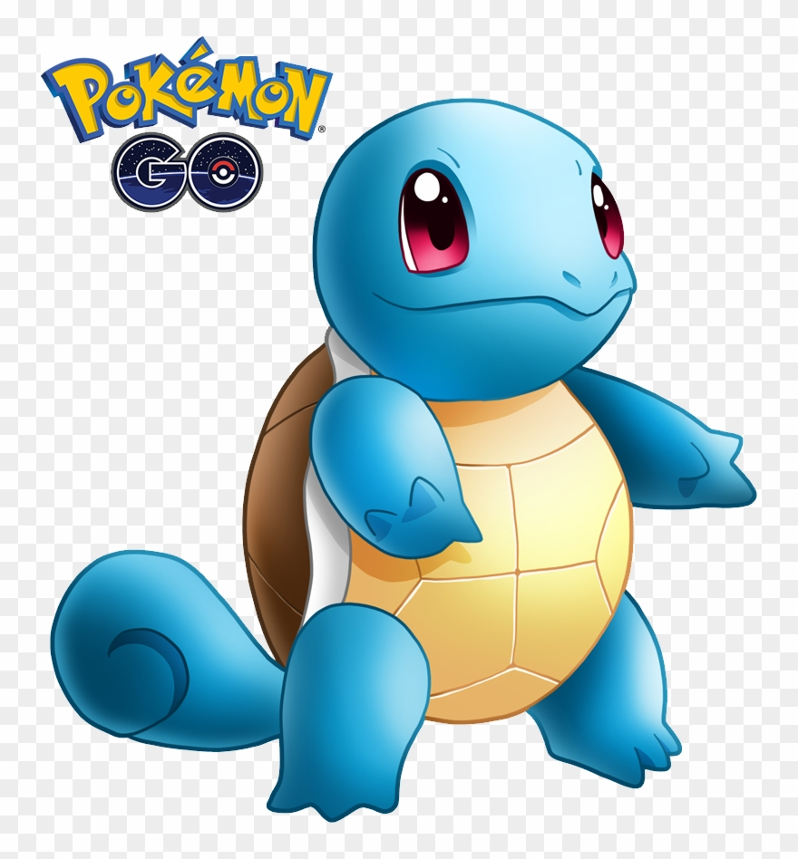 Graphic free go characters. Pokemon clipart turtle