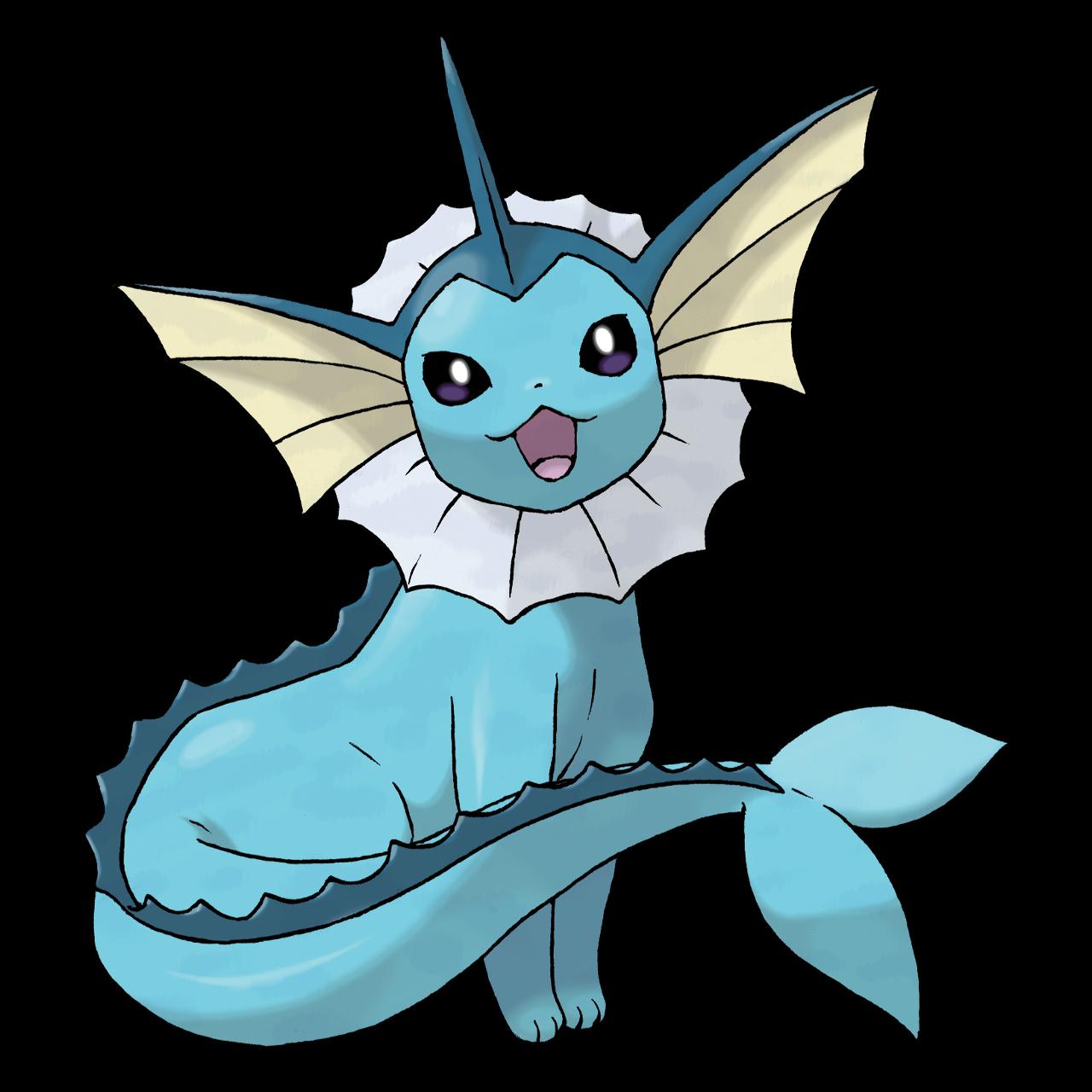 Pokemon clipart umbreon. Eevee pok mon opal