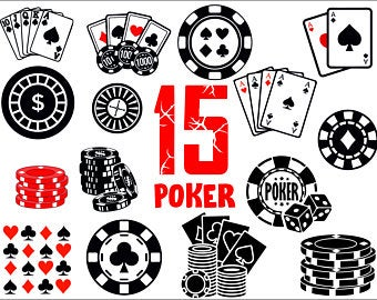 Casino clipart svg. Poker etsy