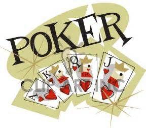 best clip art. Poker clipart