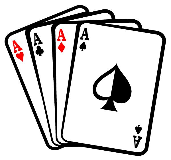 poker clipart vector art