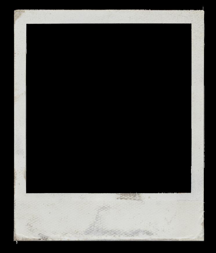 Polaroid border png. Picture frame frames mirror