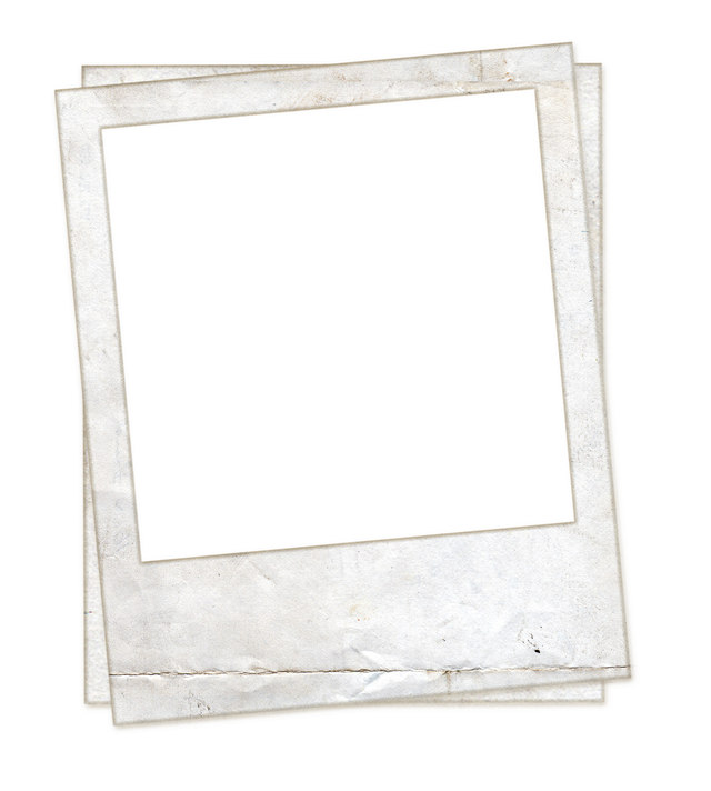 Frame clip black and. Polaroid border png