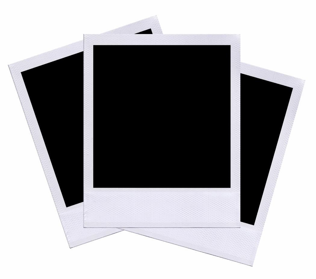 . Polaroid clipart
