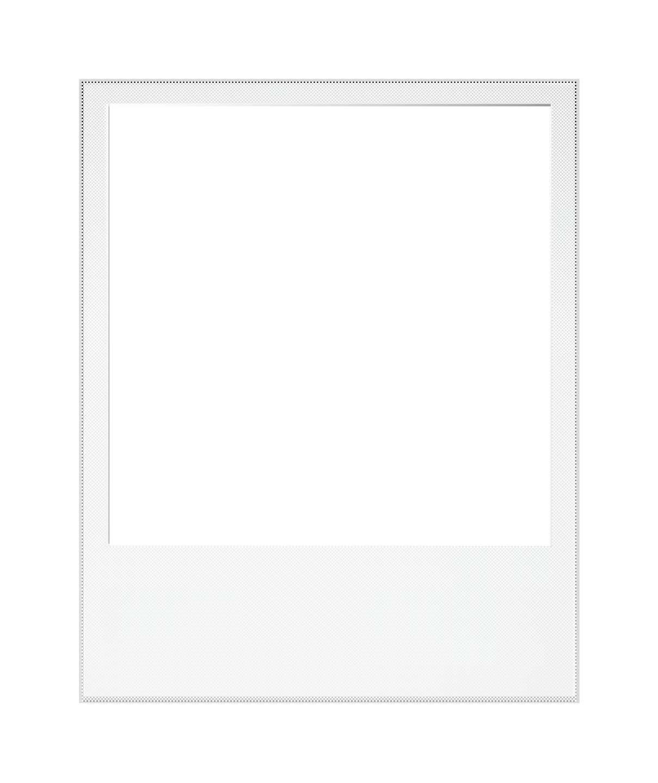 Style clip art panda. Polaroid clipart
