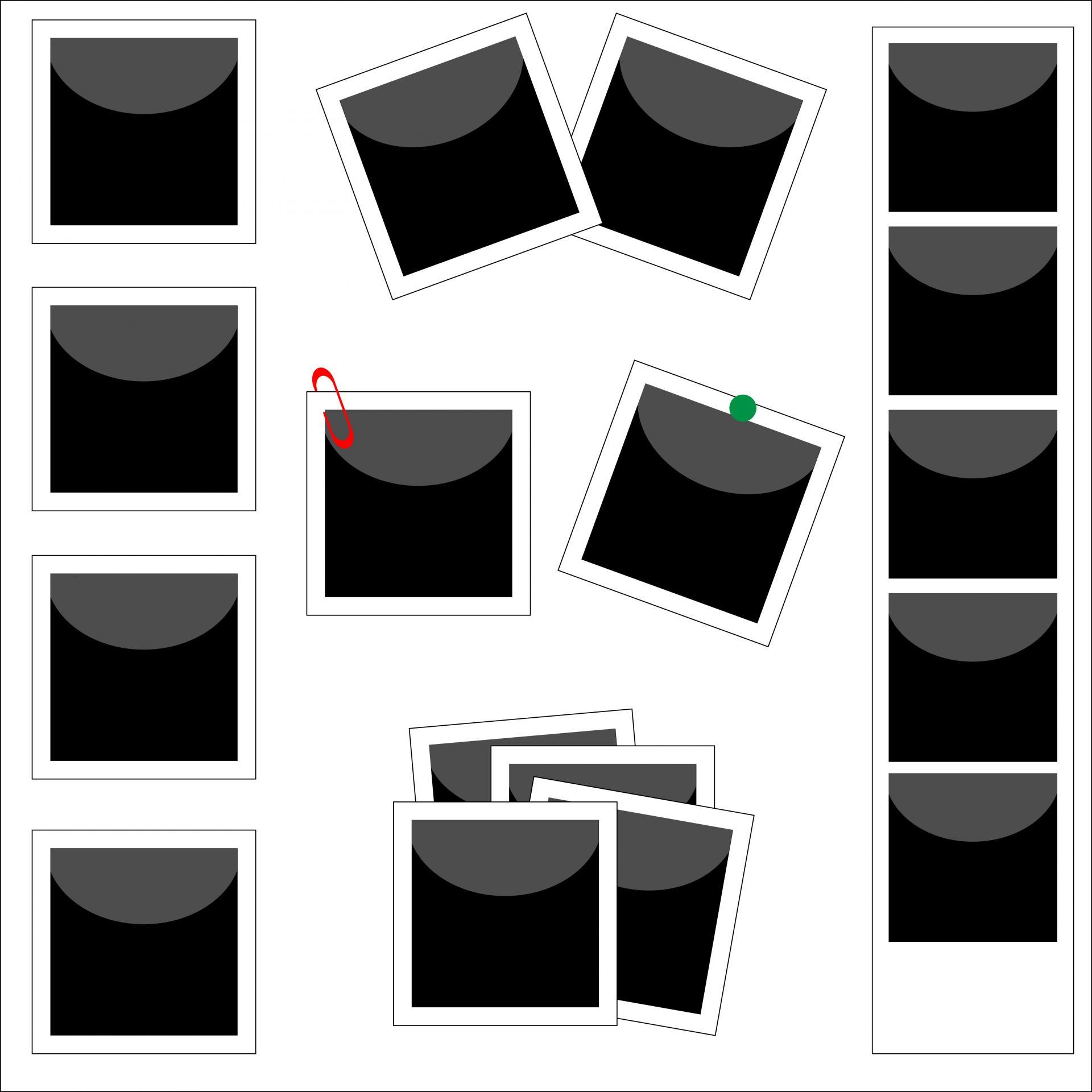 Polaroid clipart. Polaroids clip art free